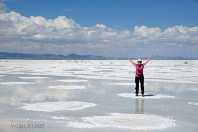PBj039-Uyuni - miejsce pozyskiwania soli