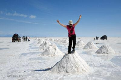 PBj040-Uyuni - miejsce pozyskiwania soli