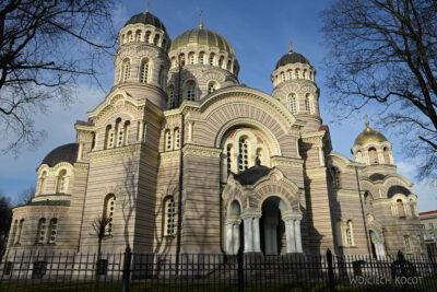 BałtF067-Ryga-Katedra prawosławna