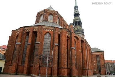 BałtF097-Ryga-Bazylika Św.Piotra