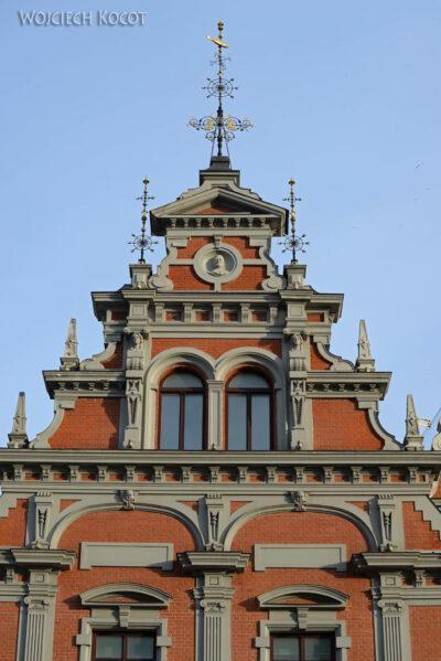 BałtH119-Ryga-Dom Bractwa Czarnogłowych