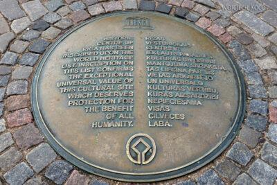 BałtH126-Ryga-na placu przy Katedrze