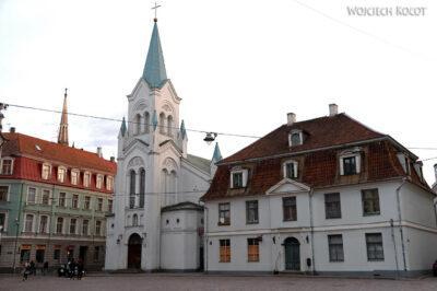 BałtJ161-Ryga-Kościół przy Zamku