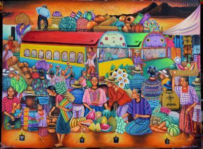 g098-W Santiago-malarstwo