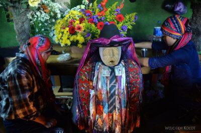 g132-W Santiago-ceremonia ku czci Maximona