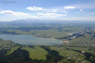41-Jezioro Czorsztyńskie, centralnie Frydman