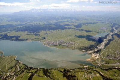 42-Jezioro Czorsztyńskie, centralnie Frydman
