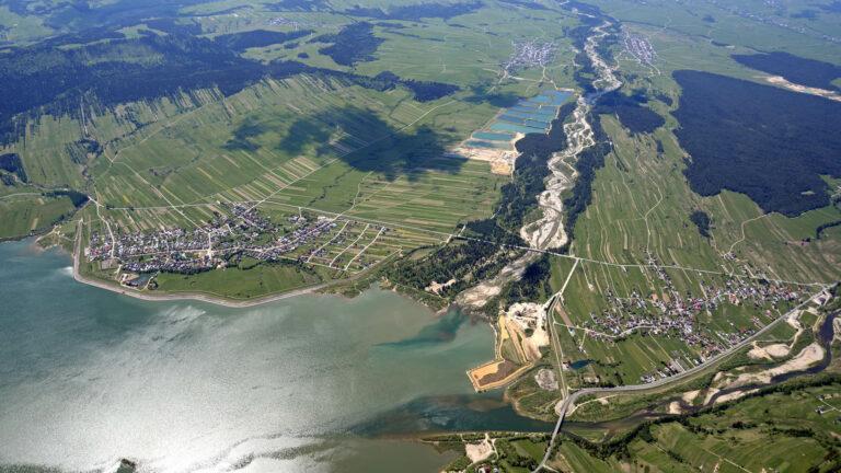 44-Jezioro Czorsztyńskie, centralnie Frydman