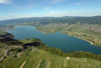 83-Jezioro Czorsztyńskie, Maniowy iKluszkowce