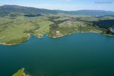 88-Jezioro Czorsztyńskie, Czorsztyn, polewo Lubań