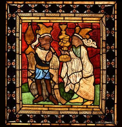 13-Cud Światła-wystawa średniowiecznych witraży-Muz. Narodowe Krk