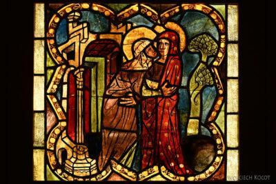 18-Cud Światła-wystawa średniowiecznych witraży-Muz. Narodowe Krk