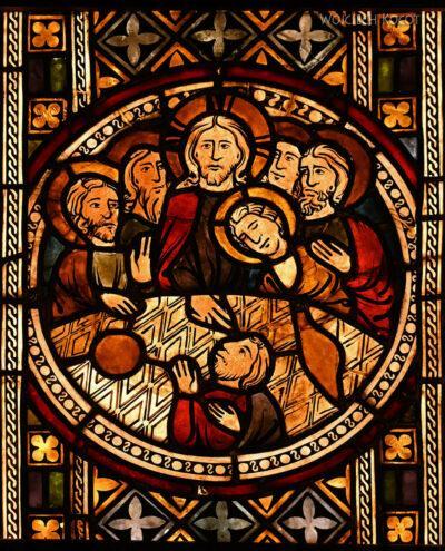 20-Cud Światła-wystawa średniowiecznych witraży-Muz. Narodowe Krk
