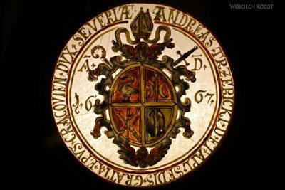 26-Cud Światła-wystawa średniowiecznych witraży-Muz. Narodowe Krk