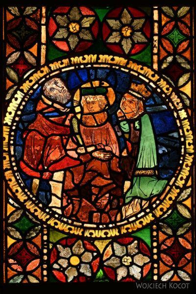 34-Cud Światła-wystawa średniowiecznych witraży-Muz. Narodowe Krk
