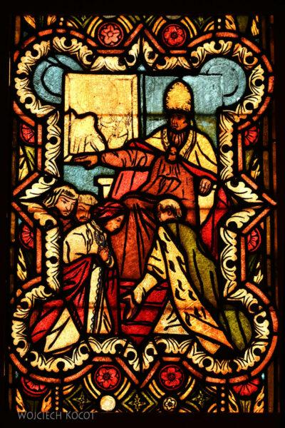 35-Cud Światła-wystawa średniowiecznych witraży-Muz. Narodowe Krk