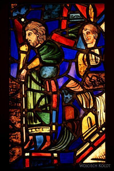 49-Cud Światła-wystawa średniowiecznych witraży-Muz. Narodowe Krk