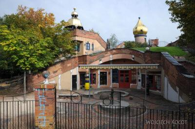 Por25038-Hundertwasser - Przedszkole - Fraknfurt, Kupferhammer