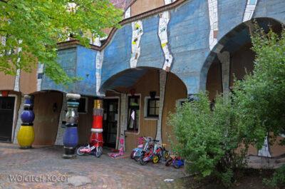 Por25042-Hundertwasser - Przedszkole - Fraknfurt, Kupferhammer