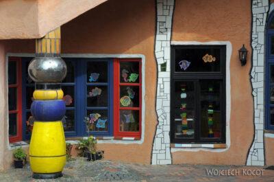 Por25046-Hundertwasser - Przedszkole - Fraknfurt, Kupferhammer