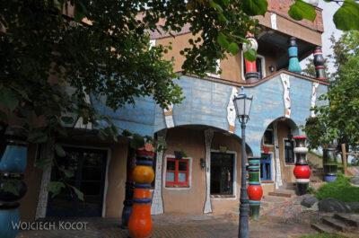 Por25047-Hundertwasser - Przedszkole - Fraknfurt, Kupferhammer