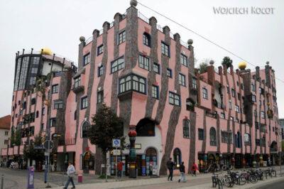 Por25059-Hundertwasser - Mieszk - Magdeburg, Breiter Weg