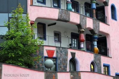 Por25064-Hundertwasser - Mieszk - Magdeburg, Breiter Weg
