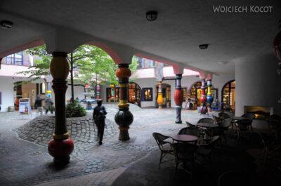 Por25079-Hundertwasser - Mieszk - Magdeburg, Breiter Weg
