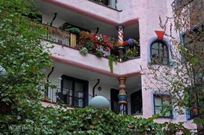 Por25088-Hundertwasser - Mieszk - Magdeburg, Breiter Weg