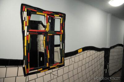 Por25092-Hundertwasser - Mieszk - Magdeburg, Breiter Weg