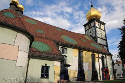Por26086-Hundertwasser- Kościółek wBärnbach