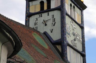 Por26091-Hundertwasser- Kościółek wBärnbach