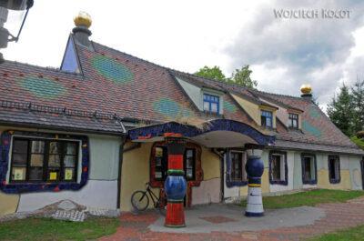 Por26095-Hundertwasser- Kościółek wBärnbach