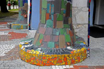 Por26103-Hundertwasser- Kościółek wBärnbach