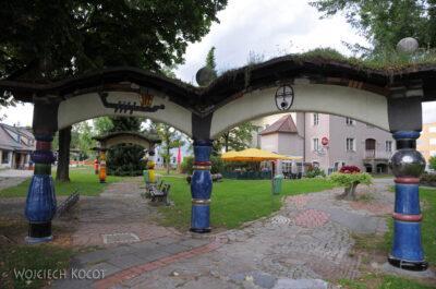 Por26123-Hundertwasser- Kościółek wBärnbach