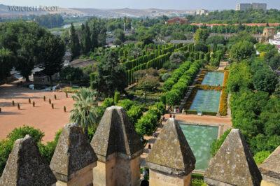 Por08128-Jardines Del Alcázar