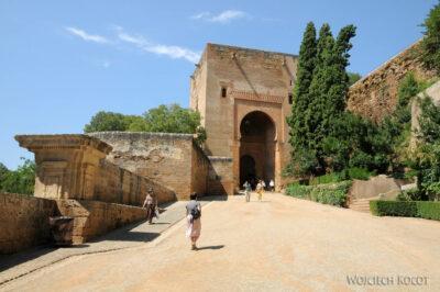 Por10088-Alhambra-Puerta de la Justica