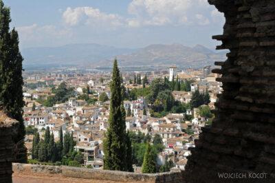 Por10094-Alhambra-widok zAlcazaba