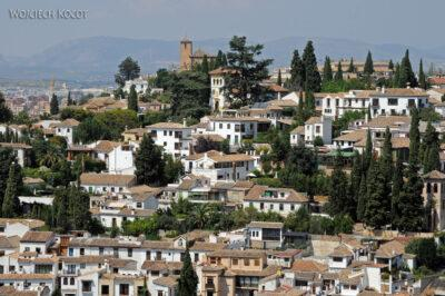 Por10104-Alhambra-widok zAlcazaba