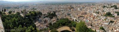 Por10117-Alhambra-widok zAlcazaba