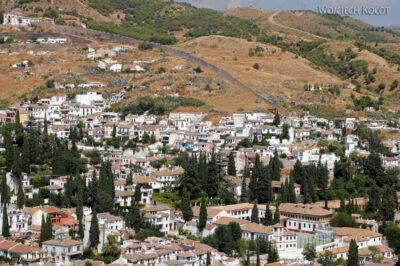 Por10132-Alhambra-widok zAlcazaba