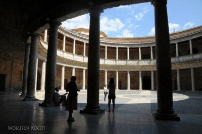 Por10147-Alhambra-Palace of Charles V