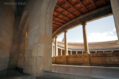 Por10154-Alhambra-Palace of Charles V
