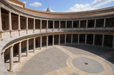 Por10156-Alhambra-Palace of Charles V