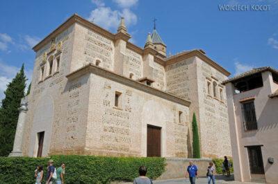 Por10162-Alhambra-Iglesia Santa Maria