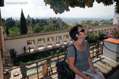 Por10207-Alhambra-Kwa wPalacio del Generalife
