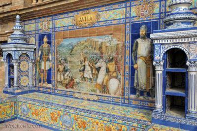 Por12015-Sevilla-Azulejos naPlaza de Espana - tu Expo