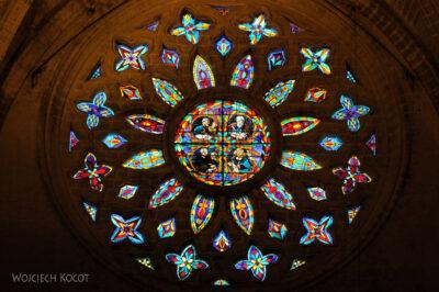 Por12104-Sevilla-Katedra - witraże