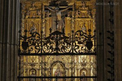 Por12109-Sevilla-Katedra - wnętrze