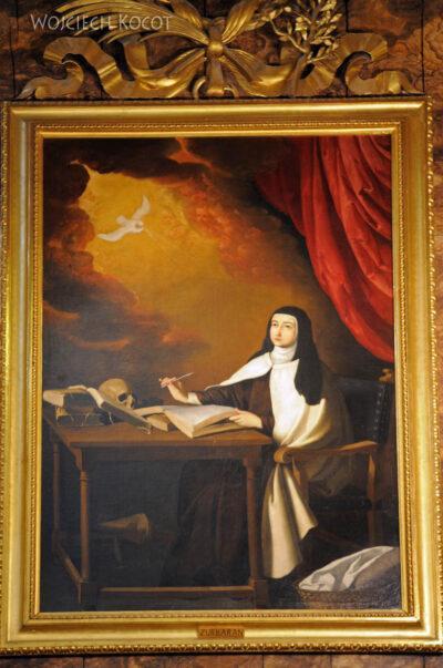 Por12116-Sevilla-Katedra - Św.Teresa